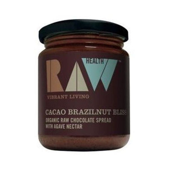Raw Health Organic Raw Cacao Brazil Bliss Spread