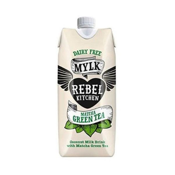 Rebel Kitchen Adult's Mylk - Matcha Green Tea Mylk 330ml