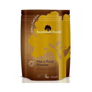 Rainforest Foods Organic 4 Root Maca Powder 300g