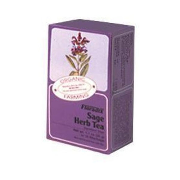 Salus (Uk) Organic Sage Herbal Tea - R 15bags