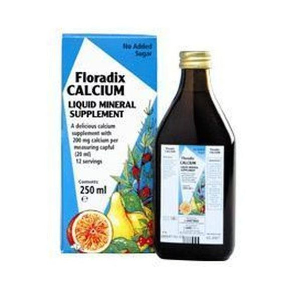 Salus (Uk) Floradix Liquid Calcium Supplement 250ml