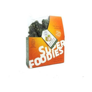 Superfoodies Coconut/Spirulina Granola 'The Green One' 200g