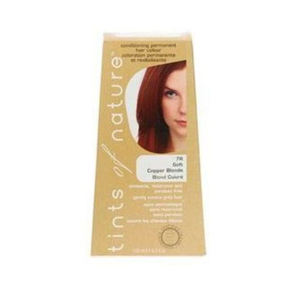 Tints Of Nature 7R Soft Copper Blonde 120ml