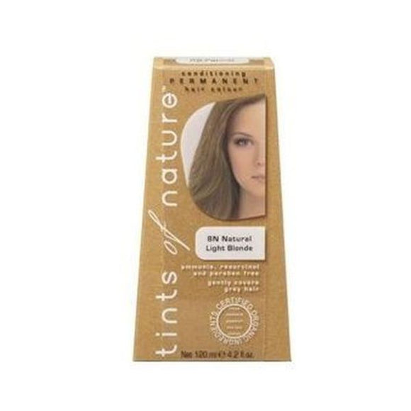 Tints Of Nature 8N Natural Light Blonde 120ml