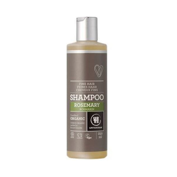 Urtekram Organic Rosemary Shampoo (Fine/Thin Hair) 250ml
