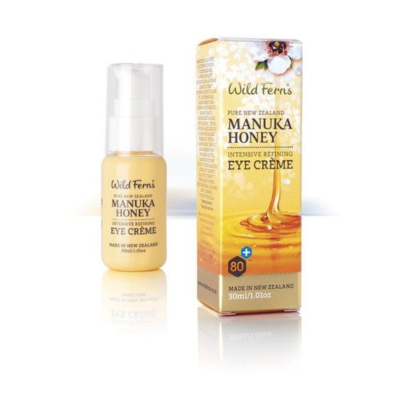 Wild Ferns Manuka Honey Eye Creme 30ml
