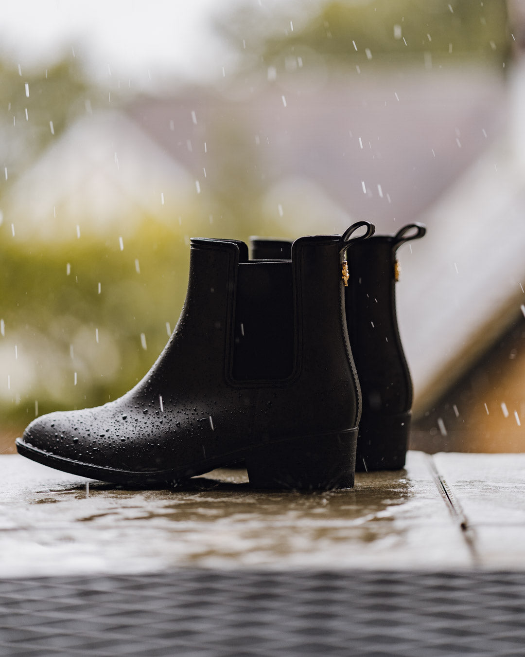 The Classic Rain Boot