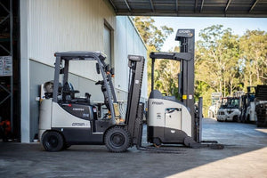 Why pre-owned forklifts may be the right solution for small businesses