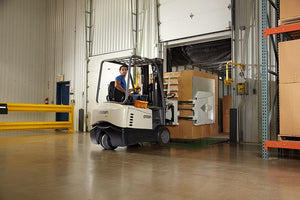 The Right Steps to the Right Forklift