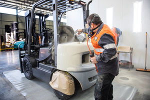 Checklist for Pre-Owned Forklift Buyers