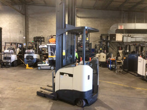 Electric Forklift Reach RR Series 2012