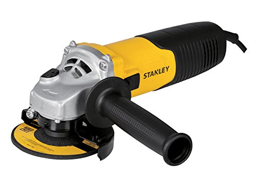 Stanley Tools Small Angle Grinder, 900 W, 100 mm