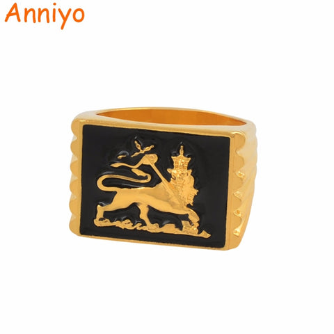 Lion of Judah Unisex Ring