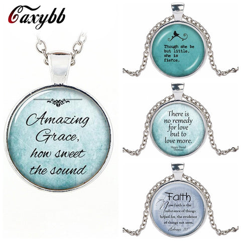 Christian Inspiration Necklace