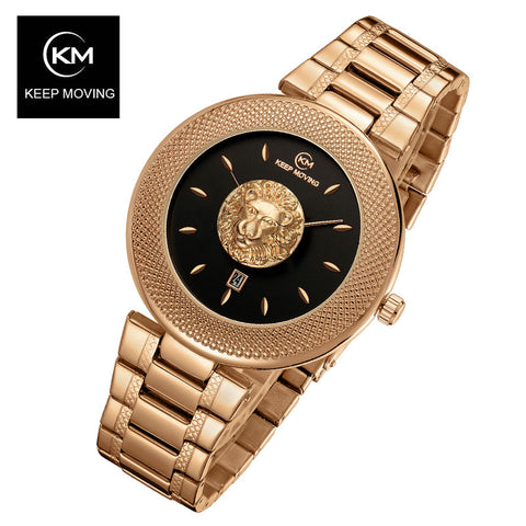 Top Famous Brand Luxury Casual Quartz Watch(Unisex)
