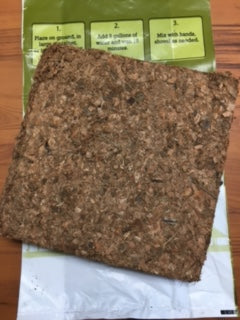 Coir Blocks (Blend of cocopeat and fiber)