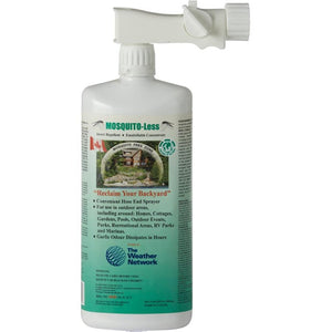 Mosquito-Less Insect Repellent