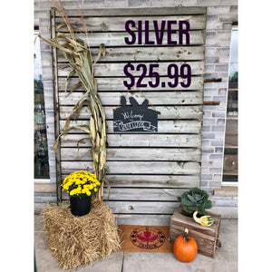 Silver Porch Package