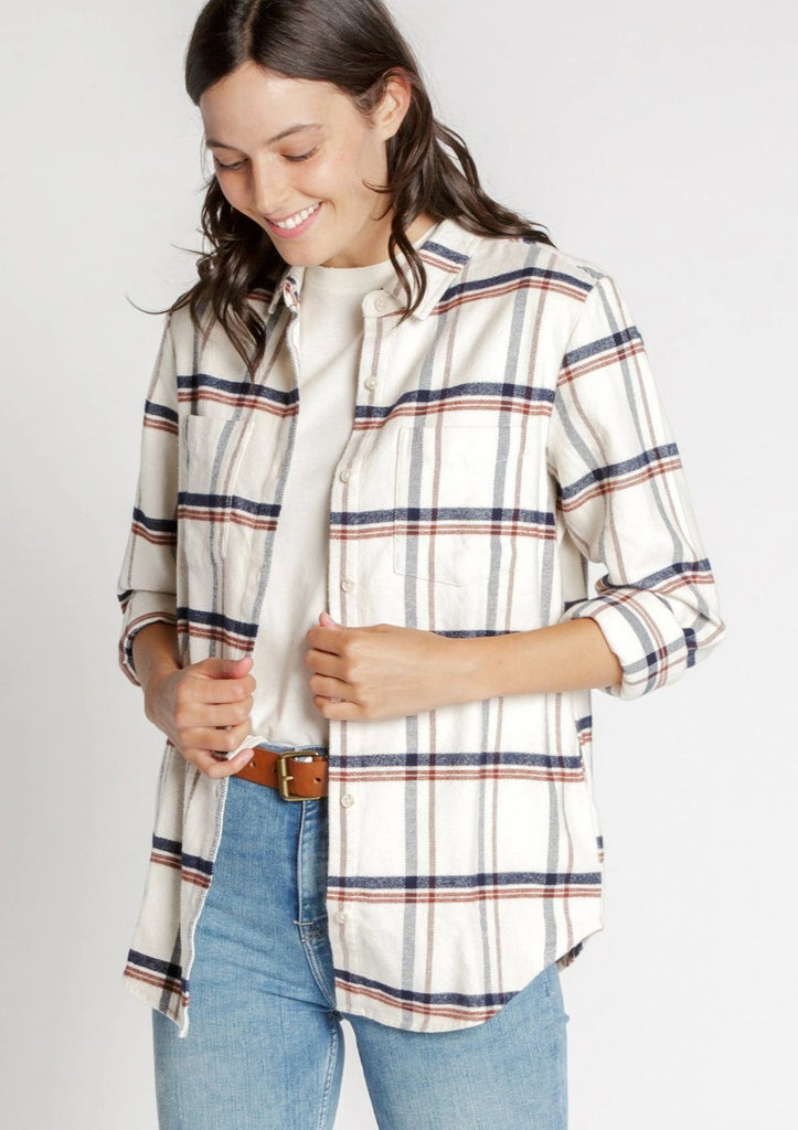 Ivory Flannel