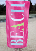 Walton Beach Towel