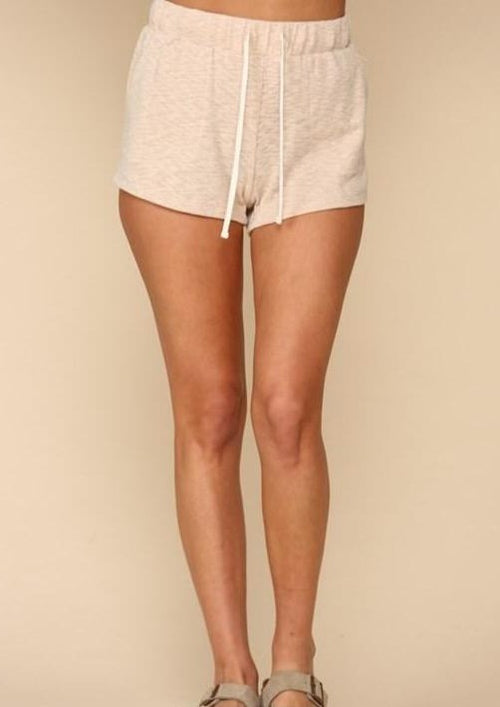 cozy lounge shorts