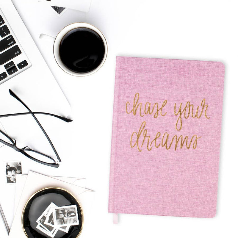 """Chase Your Dreams"" Journal"