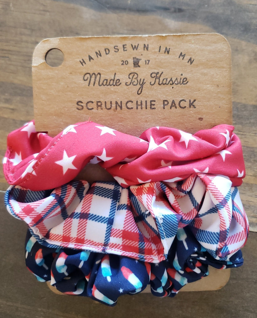 4th of July Scrunchie