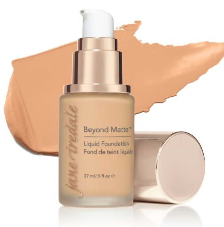 Beyond Matte Liquid Foundation M4