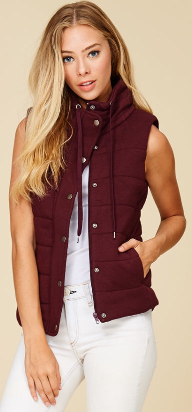 Keep your Heart Warm Vest