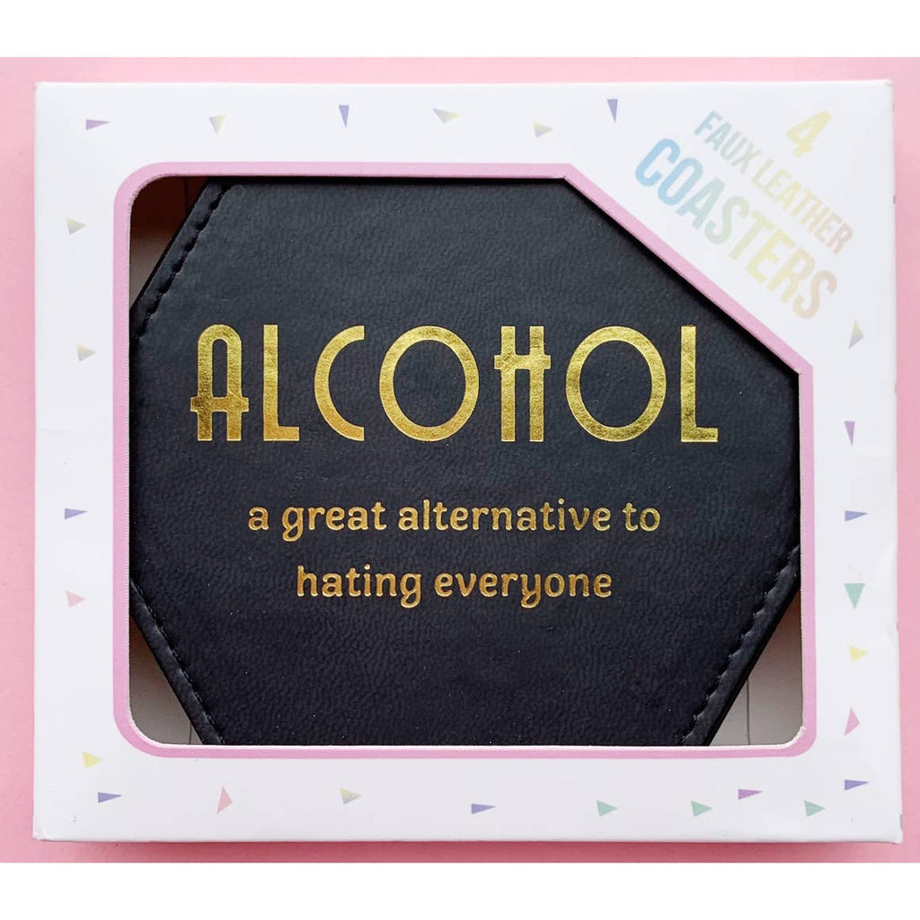 Alcohol a great alternative to hating everyone