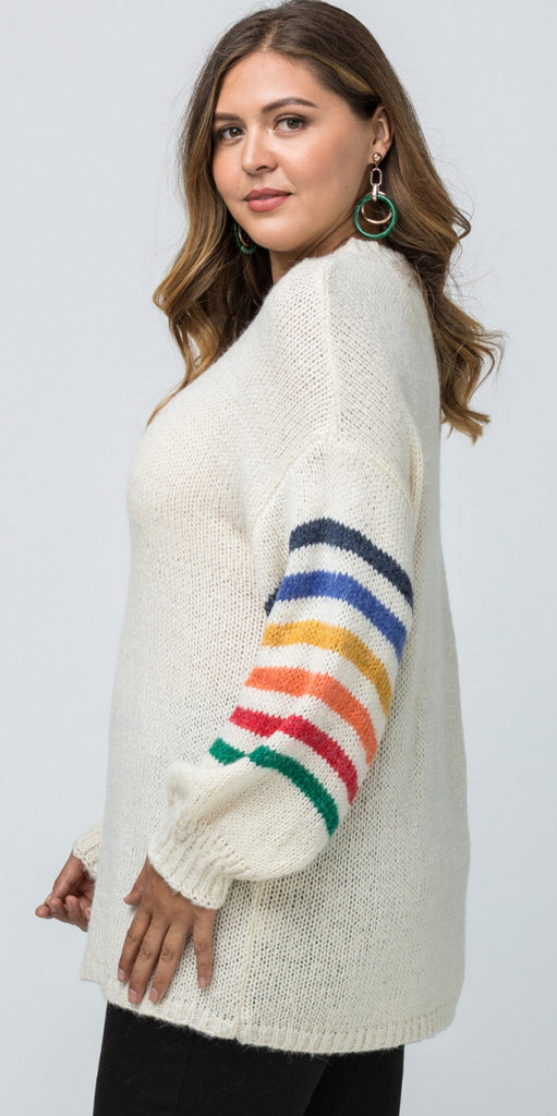 Hudson Bay's Twin Sweater Plus