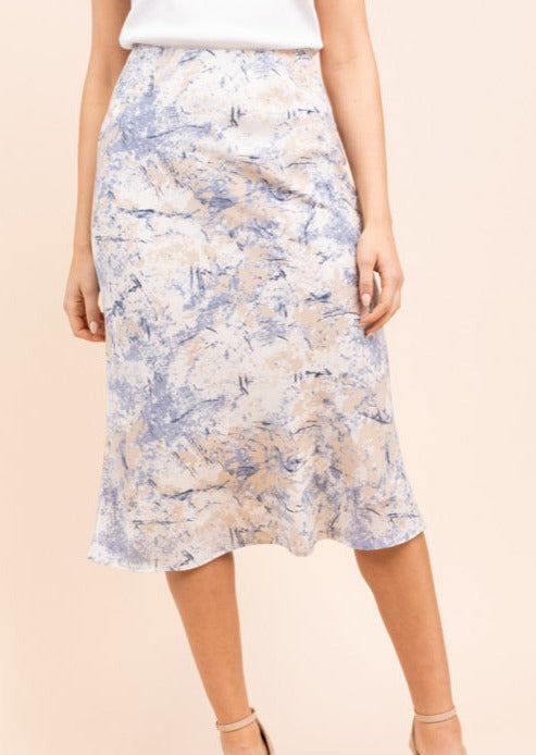 Care For You Midi Skirt