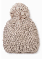 Yarn Pom Pom Winter Hat