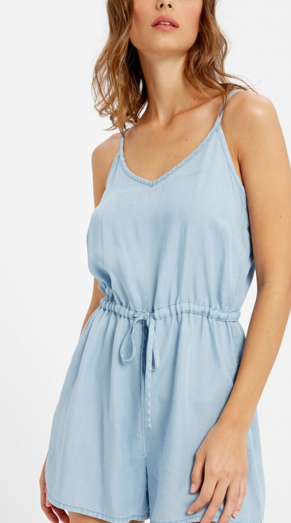 Run Away Romper