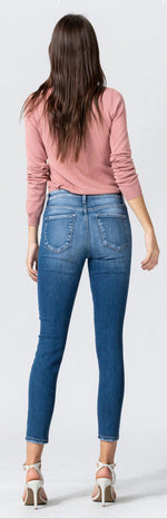 Moon River Button Up Jeans