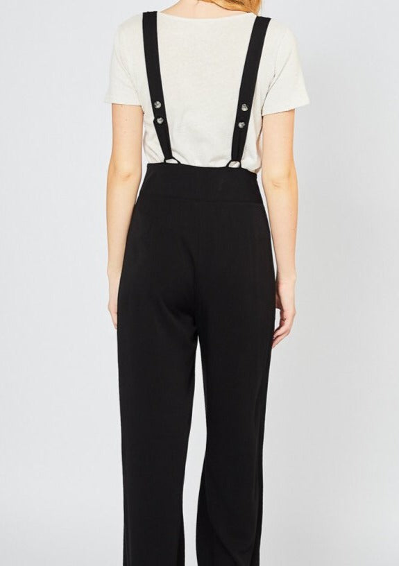 Conductor Bib Jumpsuit