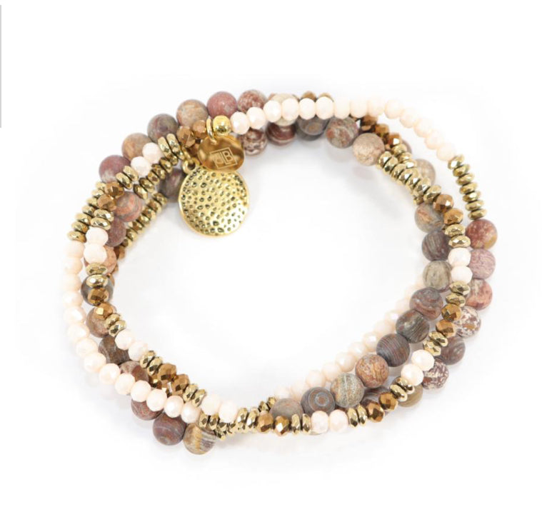 Lila Babe Agate - Natural Woman