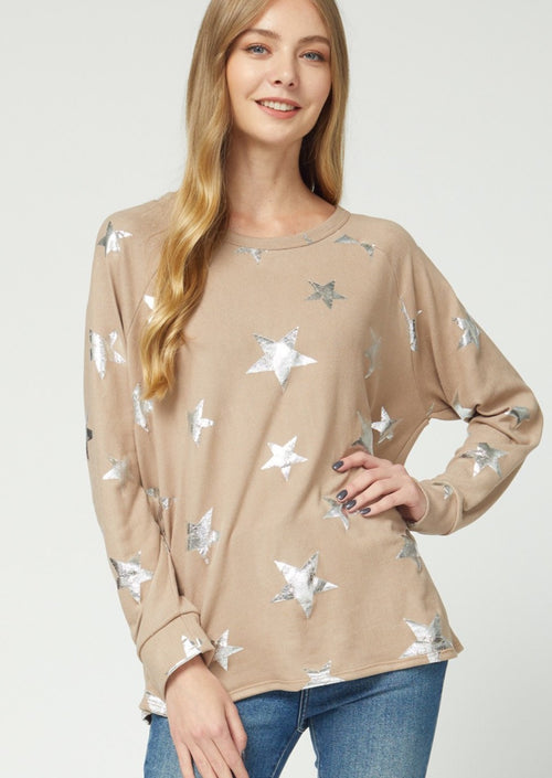 Womens Star top