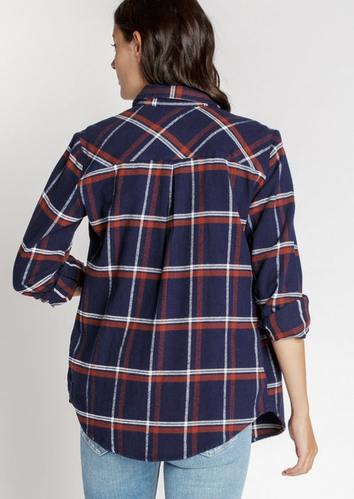 womens flannel