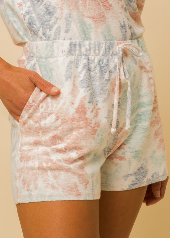 Cotton Candy Dreams Shorts