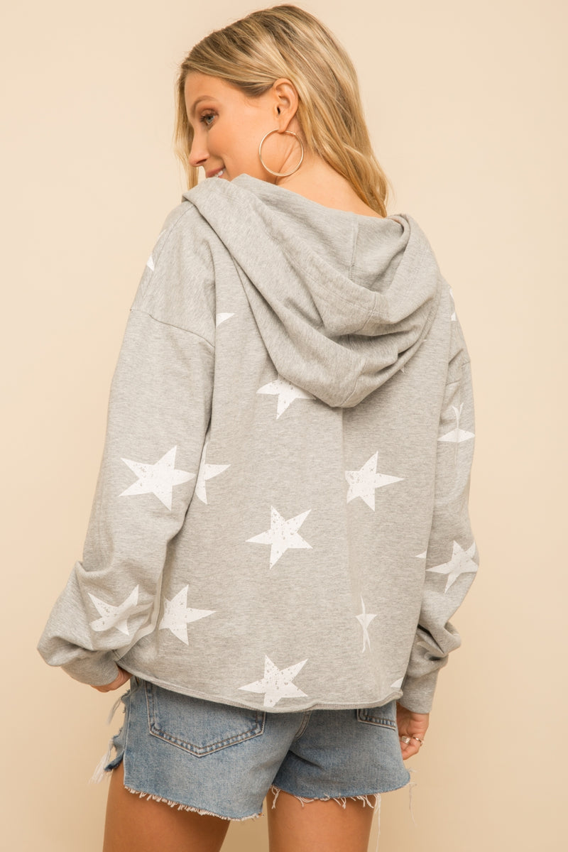 Shoot For The Stars Hoodie