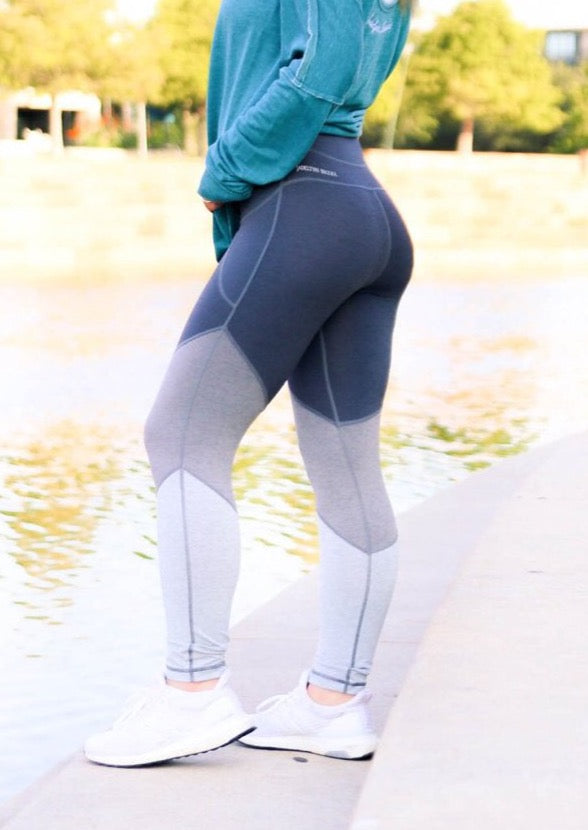 Britt Color Block Legging