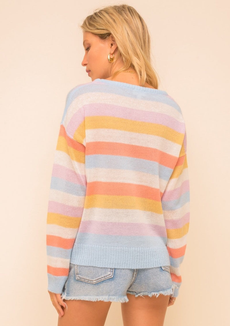 Sliding Into Spring Long Sleeve