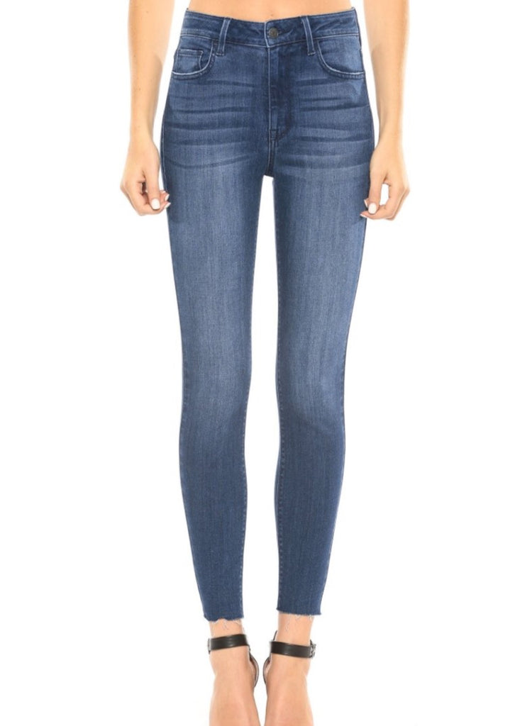 Chic High Rise Skinny