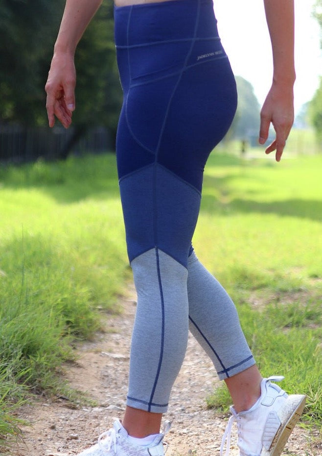 Kacie Color Block Legging