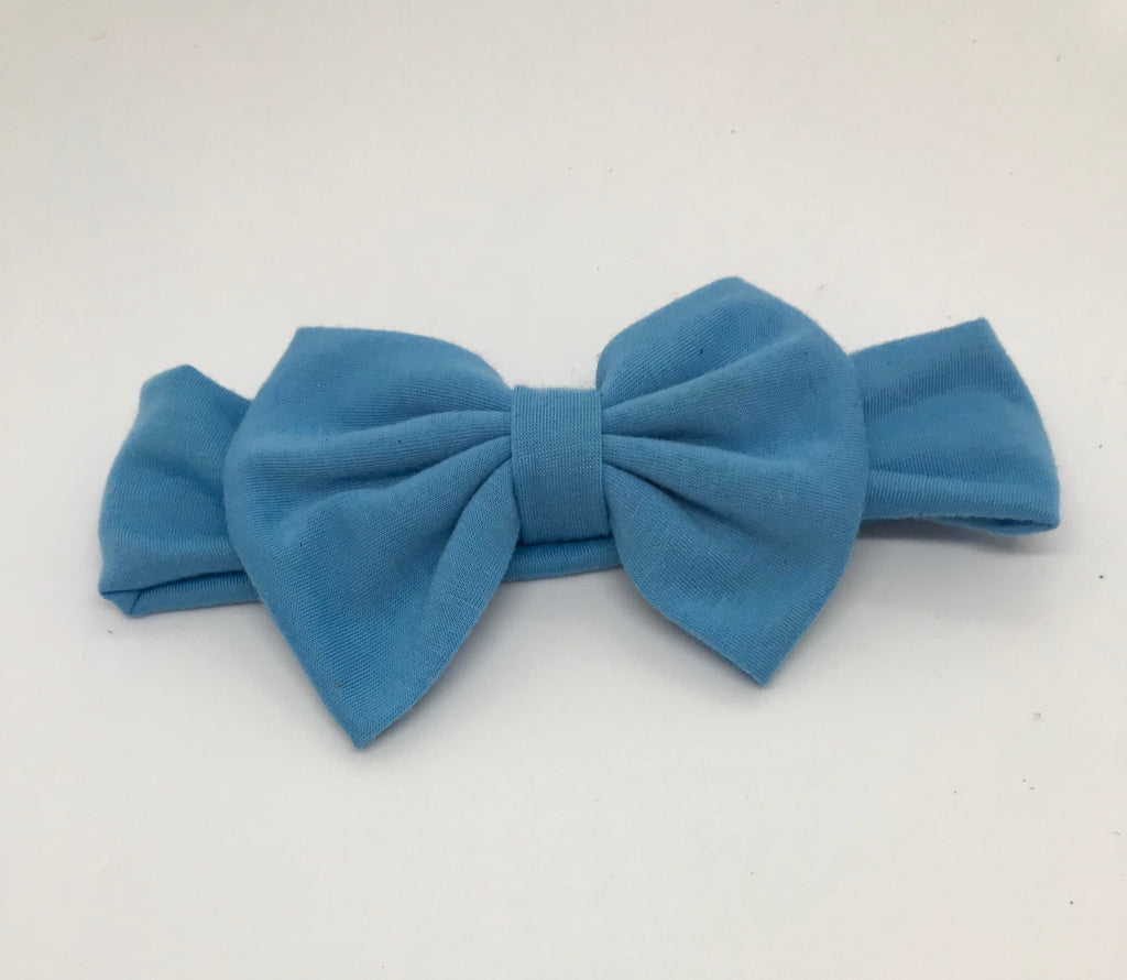 Blue Kids Headband