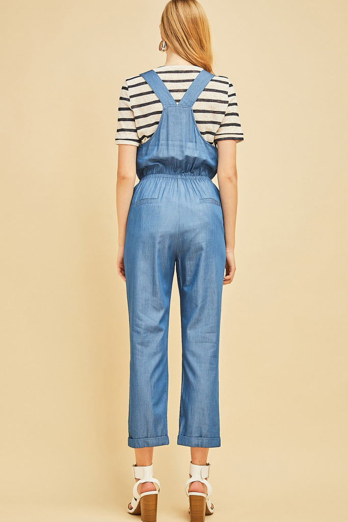 Hit the Hay Bib Jumpsuit