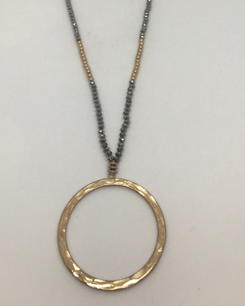 Amy Gold Necklace