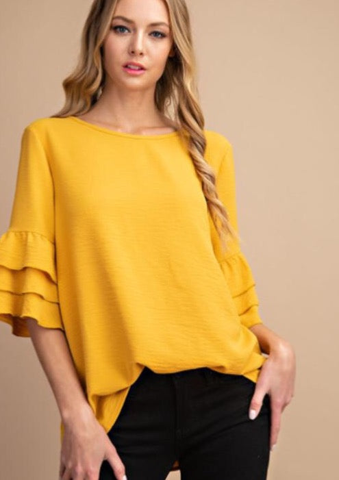Beauty Bell Blouse