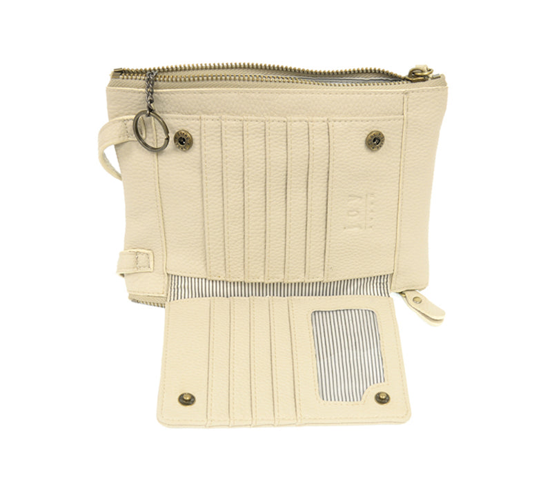Mary Multi-Pocket Crossbody Bag